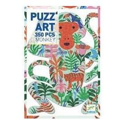 DJECO - Puzz'Art - Monkey - 350 pcs