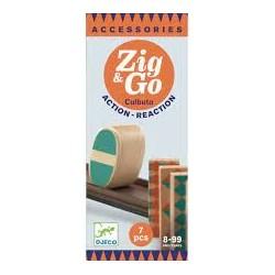 DJECO - Zig & Go - Zig & Go - Culbuto - 7 pcs