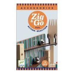 DJECO - Zig & Go - Zig & Go - Fork - 14 pcs