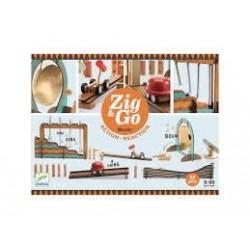 DJECO - Zig & Go - Zig & Go - Music - 52 pcs