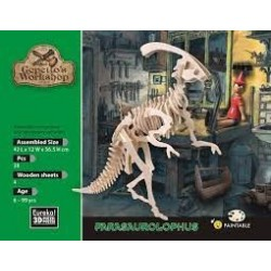EUREKA - Gepetto's Workshop - Parasaurolophus