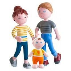 HABA - Little Friends - Ensemble Famille