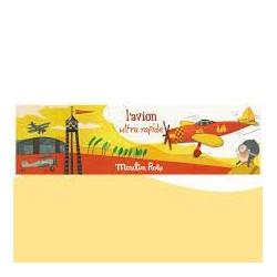 MOULIN ROTY - Avion Piper Les petites merveilles