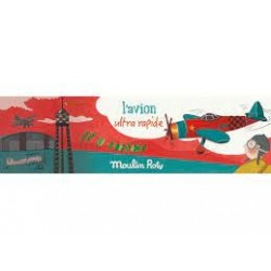MOULIN ROTY - Avion Tomahawk Les petites merveilles