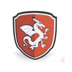 PAPO - Bouclier Chevalier Dragon
