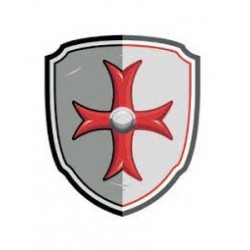 PAPO - Bouclier Croix de Malte