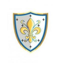 PAPO - Bouclier Fleur de Lys