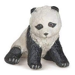 PAPO - LA VIE SAUVAGE - Bébé panda assis