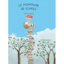 PERE FOUETTARD - LA MONTAGNE DE LIVRES - AU04121