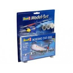 REVELL - Model Set Boeing 747-200