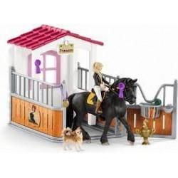 SCHLEICH - Horse Club - TORI & PRINCESS