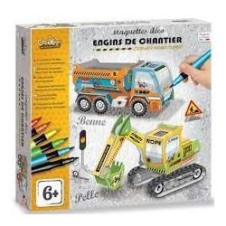 CREALIGN - ENGINS DE CHANTIER