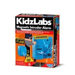 4MKidzlabs: MAGNETIC ALARM
