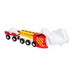 BRIO - Train Chasse-neige