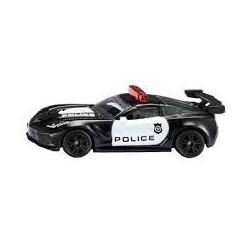 SIKU - chevrolet corvette ZR1 Police