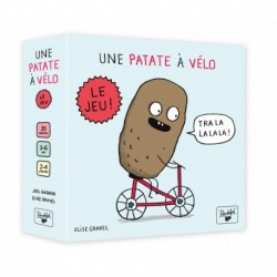 GIGAMIC - Une patate à vélo