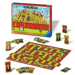 RAVENS - Jeux - Labyrinthe - Super Mario Labyrinthe