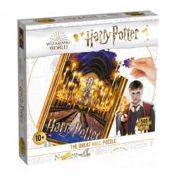 WINNING MOVES - Puzzle Harry Potter La Grande Salle - 500 pcs