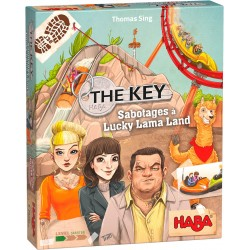 HABA - The Key - Sabotages à Lucky Lama Land