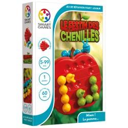 SMART GAMES - Le festin des chenilles (60 défis)