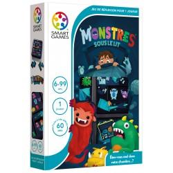SMART GAMES - Monsters sous le lit (60 défis)