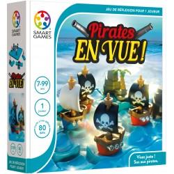 SMART GAMES - Pirates en vue! (80 défis)