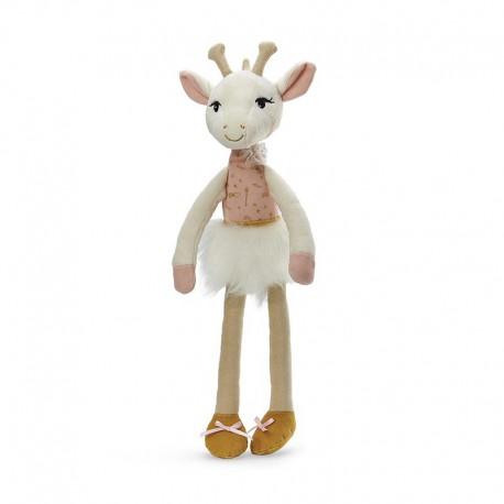Peluche girafe : Zarafa (medium)