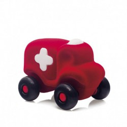 Ambulance rouge