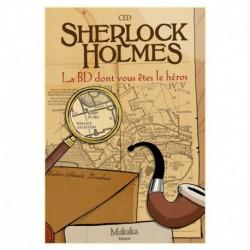 Bd-Jeu - Sherlock Holmes