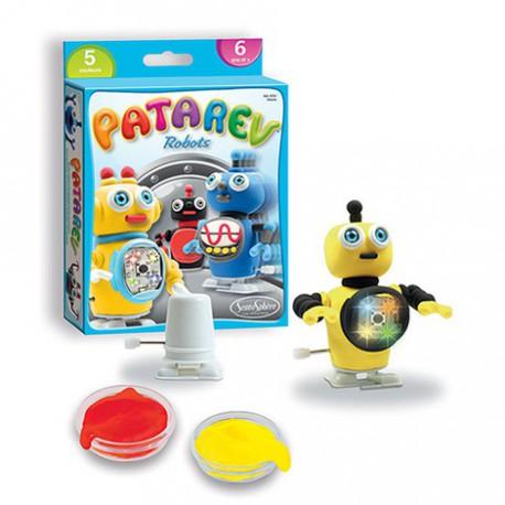 Patarev : robots