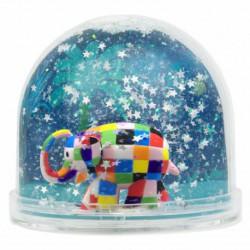 Boule à neige : Elmer