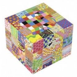 Coffret musique cube : Elmer classique