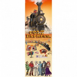 Colt Express : playmat