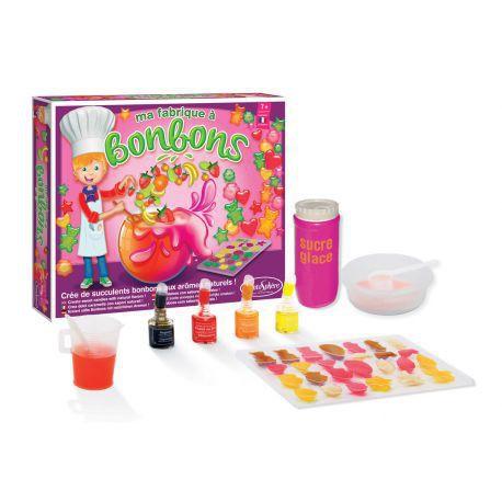 Kit créatif : ma fabrique à bonbons