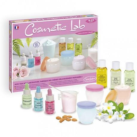 Laboratoire créatif : cosmetic lab