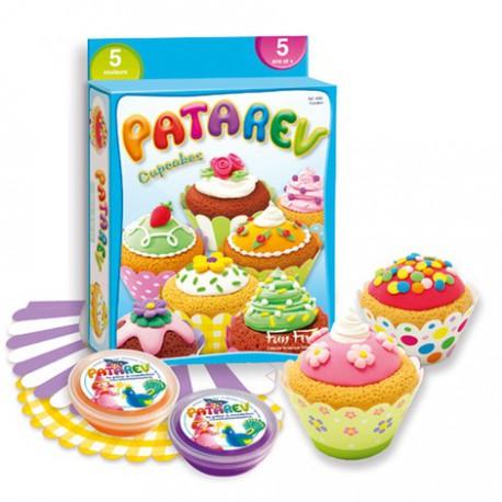 Patarev : cupcakes