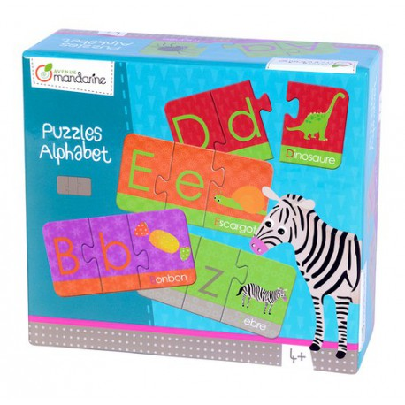 Puzzles : alphabet